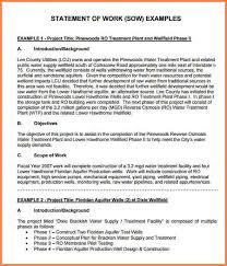 6 work statement sample statement synonym