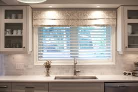 personalize your kitchen with new window treatments
