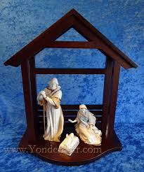 lenox nativity first blessing nativity figures yonderstar