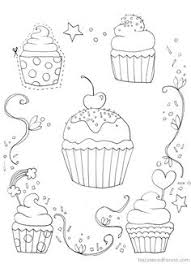 free cupcake coloring page coloring competition coloring book