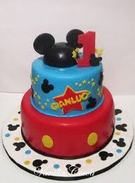 mickey mouse 1st birthday cake a photo on flickriver