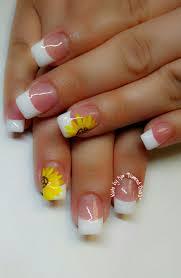 sunflower nails nails pinterest sunflower nails sunflowers