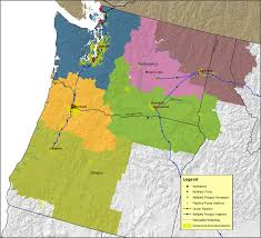 Portland Earthquake Map by Just For Fun Your Ideal Map Of Cascadia Cascadia