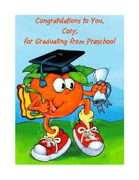 kindergarten graduation cards preschool graduation holidays printable card blue mountain ecards