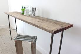 Industrial Bar Table Contemporary Bookcases And Shelves Industrial Bar Table And