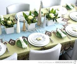 Dining Table Set Up Casual Table Setting Ideas Venkatweetz Me