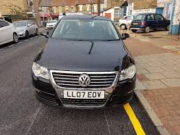 volkswagen passat silver used volkswagen passat 2007 for sale motors co uk