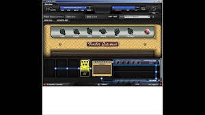fender mustang 2 presets fender mustang preset demo bassman screamer chorus