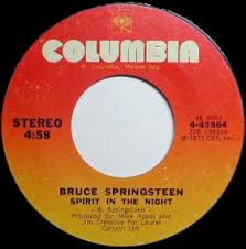 Lyrics Blinded By The Light Bruce Springsteen Spirit In The Night Wikipedia