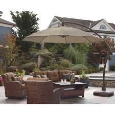 Patio Umbrella 11 Ft Pro Shade Cantilever Patio Umbrella 11ft Furniture In Livermore Ca