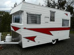 vintage restored aloha trailer for sale