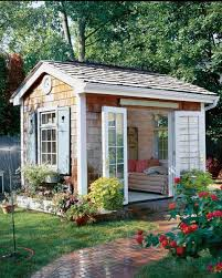 She Shed Kit 17 Charming She Sheds To Inspire Your Own Backyard Getaway Lush