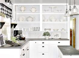 Farmhouse Kitchen Cabinets How To Design A Farmhouse Kitchen On A Budget One More Time Events