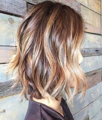 on trend the lob the 15 hot bob inverted lob balayage hair color trends 2017 daily