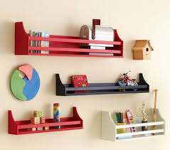 wall shelves ideas for kids rooms minimalist design homes wall