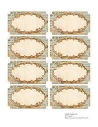 printable jar label sheets free jar labels greeting cards place cards party prints on digital