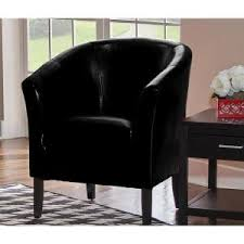 home depot black friday recliners home decorators collection black bonded leather club arm chair
