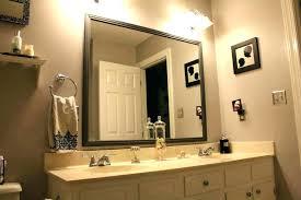 lighted bathroom wall mirror large large bathroom wall mirror mirror bathroom wall medium size of