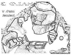 coloring pages halo free video game reach 458736 coloring pages