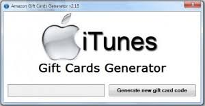 free gift cards codes itunes free gift card