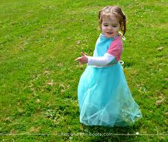 frozen inspired queen elsa dress apron tutorial inspiration