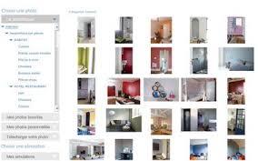 simulation peinture chambre couleurs peinture les choisir avec un décorateur virtuel déco cool