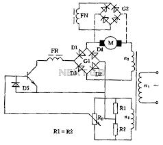 automations u003e motor control circuits u003e dc motor speed control