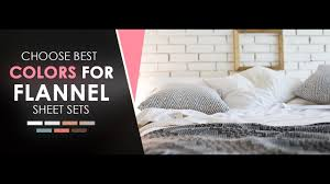 best cotton flannel sheet set collection flannel sheets on sale