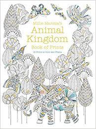 amazon millie marotta u0027s animal kingdom book prints