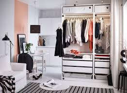 ikea dressing chambre chambre avec dressing ouvert 6 dressing et armoire ikea les