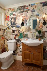 Powder Room Decor Family Fun Traditional Powder Room Other By Tyner