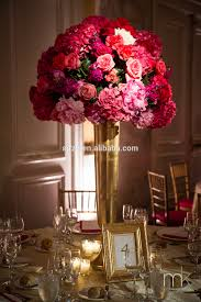 Tall Table Centerpieces by Good Quality Tall Vase For Wedding Table Centerpiece Decoration