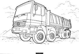 New Truck Coloring Page 29 3540 Coloring Truck Pages