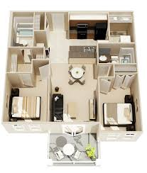 two bedroom house floor plans floor plan of a 2 bedroom house buybrinkhomes