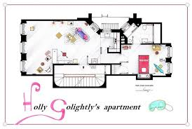 seinfeld apartment floor plan floor plans of famous fictional houses and apartments