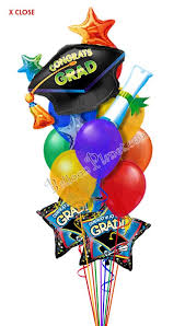 retirement balloons delivery 13 best graduation balloons images on balloon bouquet