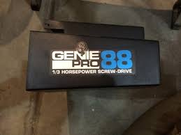 how to program genie pro 88 drive door opener doityourself