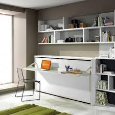 lit escamotable avec bureau armoire lit escamotable bureau armoire idées de décoration de