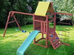 backyard play equipment home outdoor decoration