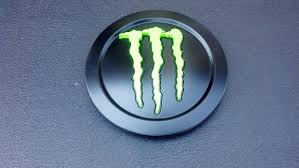 monster energy jeep monster energy green claw replacement center caps for tis