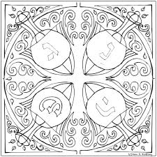 download coloring pages hanukkah coloring pages hanukkah