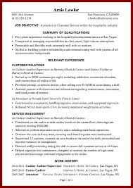 Resume Template For Hospitality 9 Resume Objective For Hospitality Sendletters Info