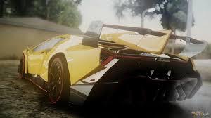Lamborghini Veneno Yellow - lamborghini veneno 2012 for gta san andreas