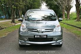 Interior All New Grand Livina Nissan Grand Livina 1 8 Auto Review U0026 Comparison With Impul Version