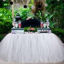 amazon com table skirts home u0026 kitchen