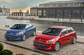 2018 kia rio first drive small and proud of it motor trend