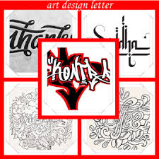 art design letter android apps on google play
