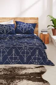 magical thinking archery arrows duvet cover wild apple