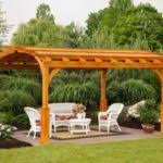 12 X 16 Pergola by 1239 1639 Breeze Pergola With Retractable Canopy Outdoor Living