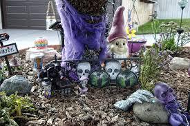 halloween garden gnomes halloween ella u0027s enchanted garden